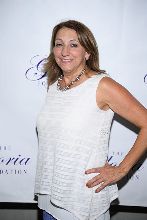 FAIRFIELD, NJ - SEPTEMBER 27: FOunder of the Gloria Foundation Karen Arakelian attends The Gloria Foundation's Taste of Italy 2017 on September 27, 2017 in Fairfield, New Jersey. (Photo by Dave Kotinsky/Getty Images for The Gloria Foundation)