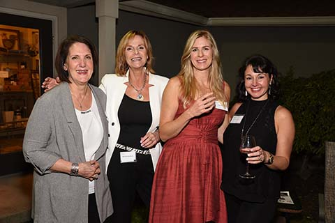 Sue Arlio, White House Living, Ann Breidenbach White House Luxe, Tanya Wooley, White House Living, Veronica Pluta, White House Living